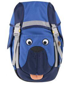 Modrý batoh ve tvaru psa Affenzahn