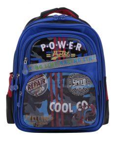Modrý klučičí batoh s potiskem Freelander Triple Gusset 14 l