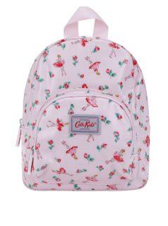 Světle růžový holčičí vzorovaný batoh Cath Kidston