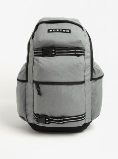 Šedý unisex batoh Burton Kilo Pack 27 l