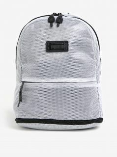 Modro-bílý holčičí pruhovaný batoh s potiskem Tom Joule - Batohy 5e79e12965