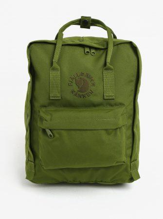 Zelený batoh Fjällräven Re-Kånken 16 l - Batohy a6ceef98cb