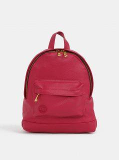 Tmavě růžový malý dámský voděodolný batoh Mi-Pac Gold Super Mini