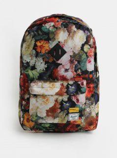 Barevný dámský květovaný batoh Herschel Heritage 21,5 l
