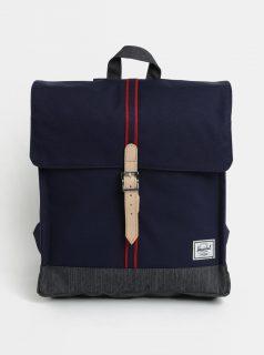 Tmavě modrý batoh Herschel City Mid-Volume 14 l