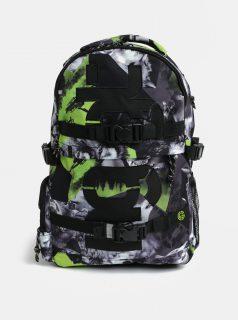 Zeleno-šedý pánský batoh NUGGET Arbiter 30 l