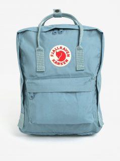Světle modrý voděodolný batoh Fjällräven Kånken 16 l