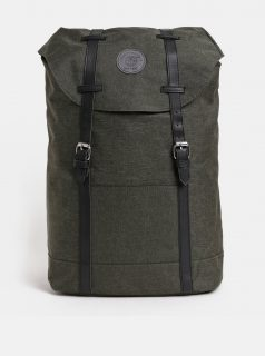 Zelený žíhaný batoh ONLY & SONS