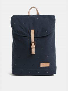 Modrý dámský batoh s ozdobnými detaily Eastpak Ciera
