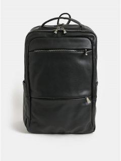 Černý batoh na notebook Bobby Black