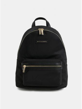 Černý elegantní batoh Smith   Canova - Batohy a8d68dd188