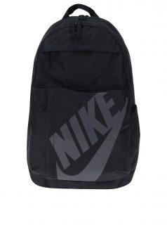 Černý batoh s potiskem Nike Elemental