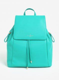 Tyrkysový koženkový batoh Paul´s Boutique Celine