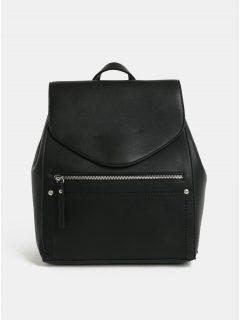 Černý elegantní batoh Pieces Laurel