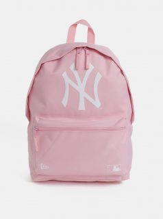 Růžový dámský batoh New Era Neyyan