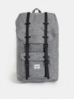 Šedý žíhaný batoh Herschel Lil 25 l