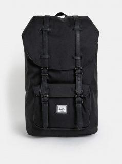 Černý batoh Herschel Lil Amer 25 l