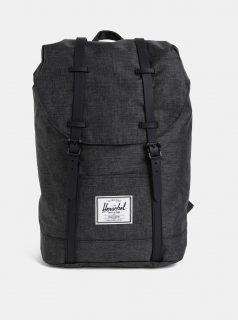 Tmavě šedý batoh Herschel Retreat 19.5 l