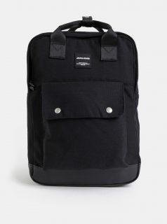 Černý batoh Jack & Jones Square