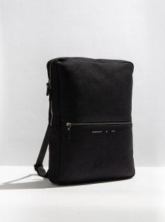 Černý batoh Alexmonhart