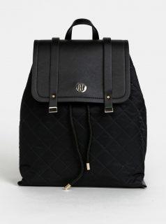 Černý dámský batoh Tommy Hilfiger