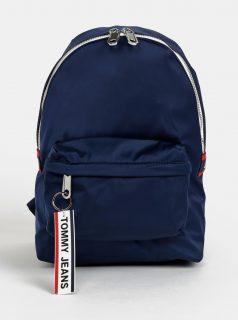 Tmavě modrý dámský batoh Tommy Hilfiger