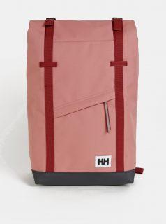 Růžový dámský nepromokavý batoh HELLY HANSEN Stockholm 28 l