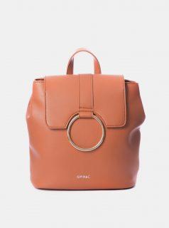 Oranžový batoh Spiral