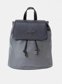 Šedý dámský batoh Meatfly Raver