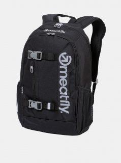 Černý batoh Meatfly Basejumper