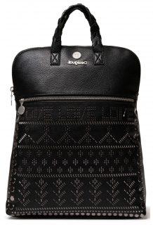 Desigual černý batoh Back Azabache Nanaimo