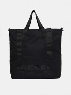 Černý batoh Diesel