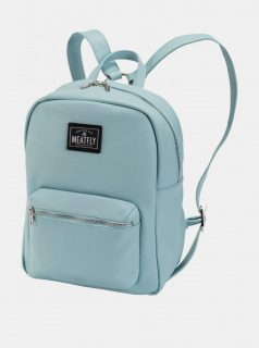 Světle modrý dámský batoh Meatfly Vica 12 l