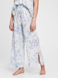 Bílé dámské pyžamové kalhoty dreamwell pajama pants