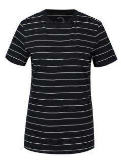 Tmavě modré pruhované tričko Selected Femme MyPerfect