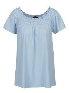 Modré tričko s krátkým rukávem Yest