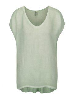 Světle zelené tričko Blendshe Jin