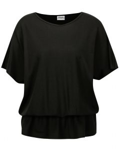 Černé tričko VERO MODA Costa