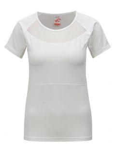 Bílé tričko Kari Traa Kaia Tee