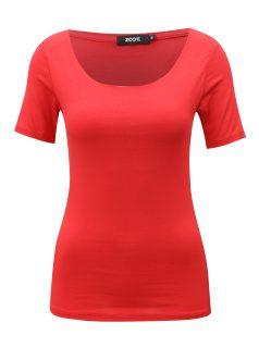 Červené tričko s krátkým rukávem  ZOOT
