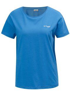 Modré oversize tričko Noisy May Alfred