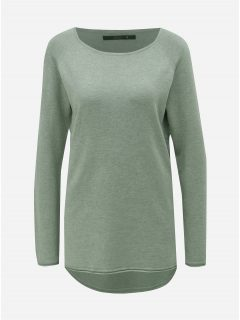 Zelený lehký svetr ONLY Mila