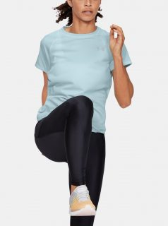 Modré dámské tričko Speed Under Armour