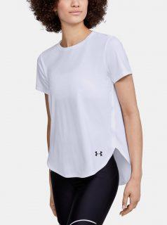 Bílé dámské tričko Crossback Under Armour