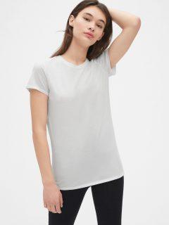 Bílé dámské tričko GAP Vintage