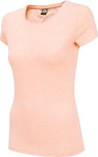 Dámské bavlněné tričko 4F TSD300  Růžová