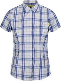 Dámská košile REGATTA RWS100 Mindano IV  Modrá