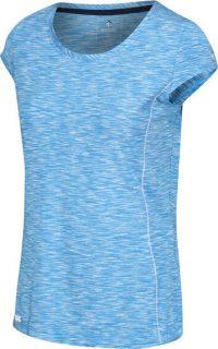 Dámské tričko REGATTA RWT140 Hyperdimension  Modrá