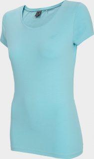 Dámské tričko 4F TSD300  Tyrkysová