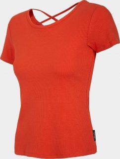 Dámské tričko Outhorn TSD621  Červená
